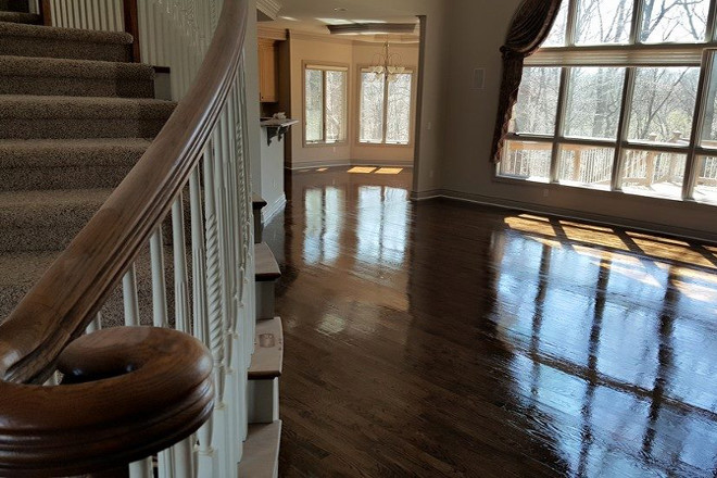 Hardwood Flooring Refinishing and Installation