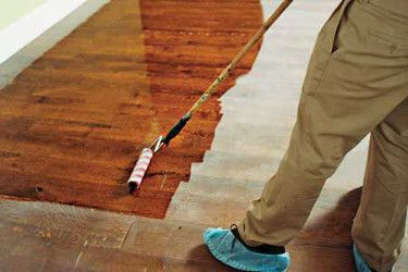Hardwood flooring refinishing Birmingham MI